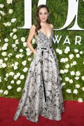 Laura Osnes – Tony Awards in New York City 06/11/2017