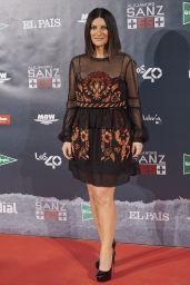 """Laura Pausini – Alejandro Sanz Concert """"Mas Es Mas"""" in Madrid 06/24/2017"""