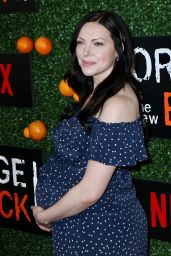 "Laura Prepon – ""Orange is the New Black"" Season 5 Premiere in NYC 06/09/2017"