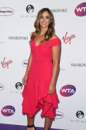 Laura Robson – WTA Pre-Wimbledon Party in London 06/29/2017