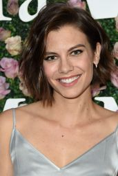 Lauren Cohan – Women In Film Max Mara Face of the Future Awards in LA 06/12/2017