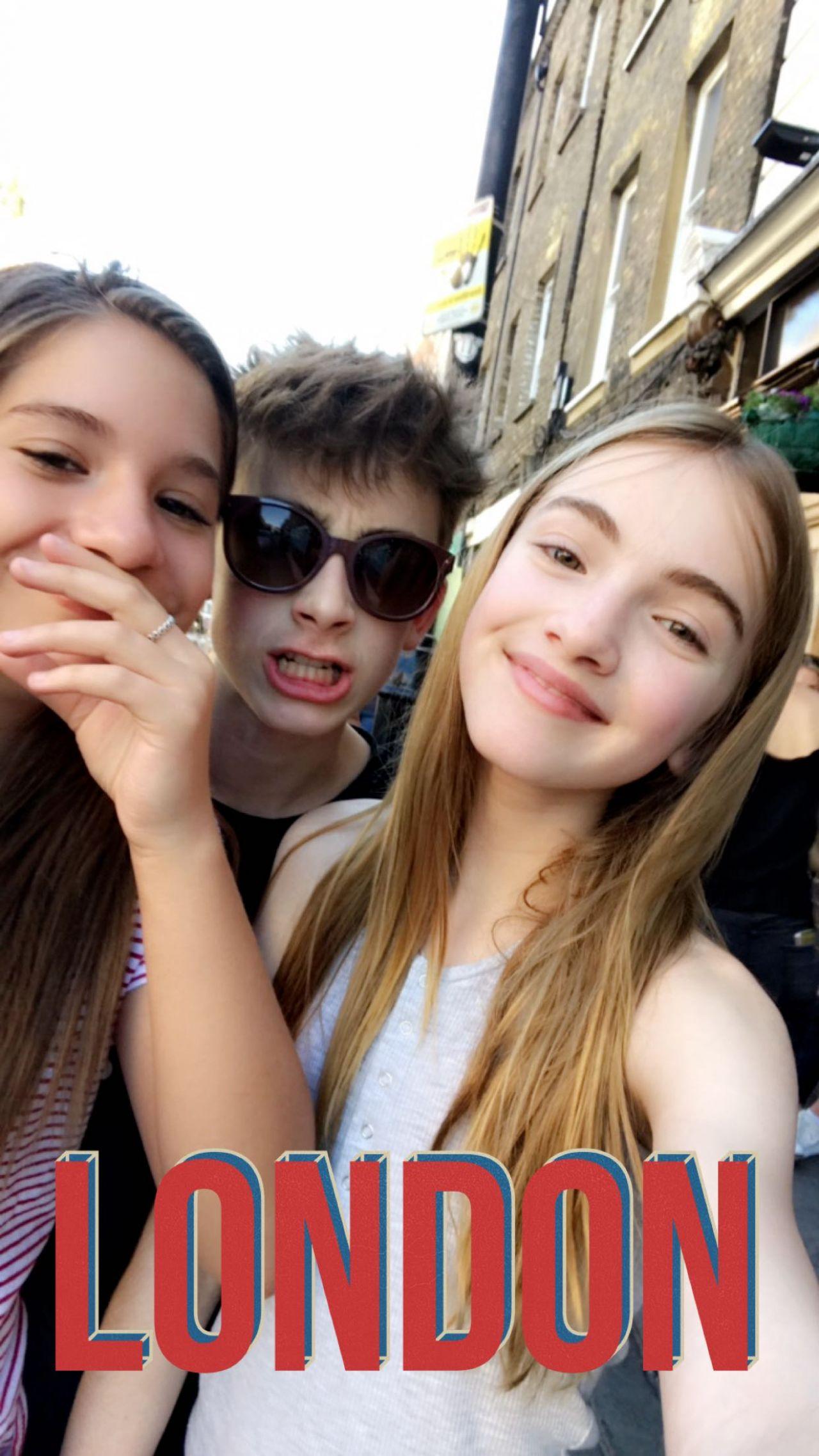 Lauren Orlando Social Media Pics 06 13 2017