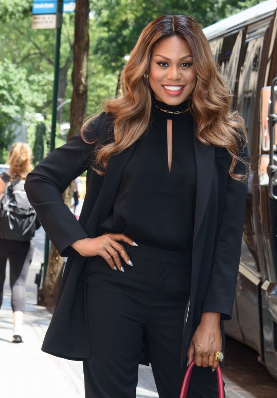 Laverne Cox Style - New York 06/15/2017
