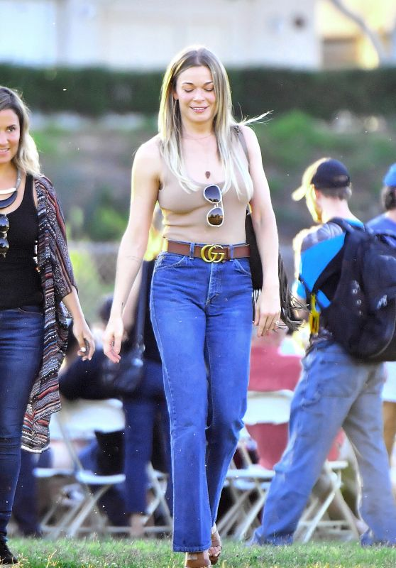 LeAnn Rimes - Graduation of Eddie