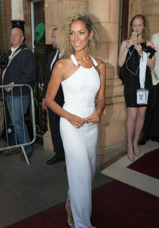 Leona Lewis at the One For The Boys Charity Event in London 06/09/2017