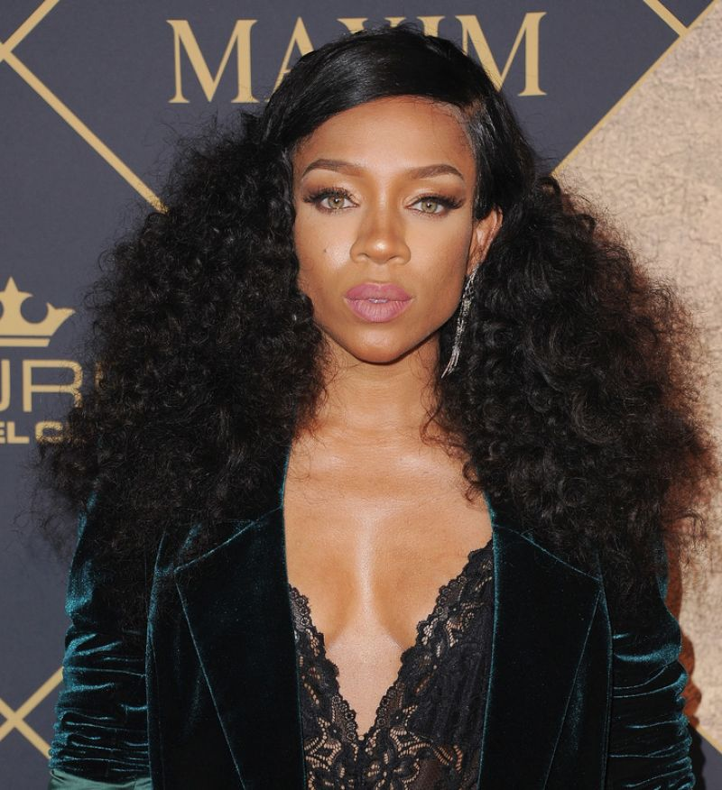 Lil Mama Maxim Hot 100 Party In Los Angeles 06242017