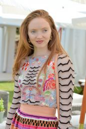 Lily Cole - Cartier Queen