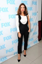 Lily James - Fox 11 Los Angeles