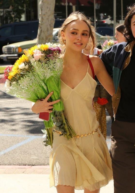 Lily-Rose Depp - Former High School