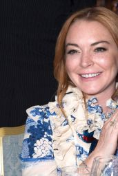 Lindsay Lohan - Iftar Hosted by One Family in London, UK 06/13/2017