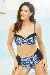 Lisa Snowdon - JD Williams Swimwear Photoshoot in Portugal 2017
