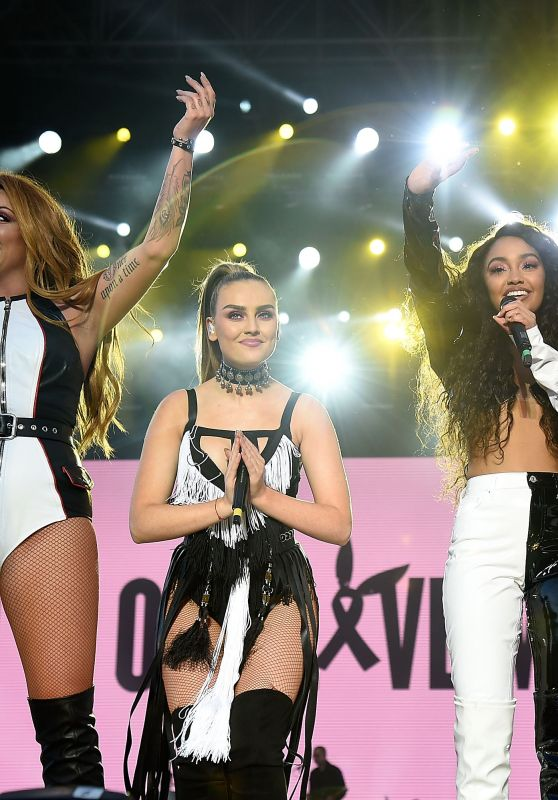 Little Mix - One Love Manchester Benefit Concert at Old Trafford in Manchester, UK 06/04/2017