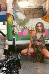 """Little Mix - """"Power"""" Music Video Stills & BTS (2017)"""