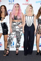 Little Mix - The Capital's Summertime Ball held in London, UK 06/10/2017
