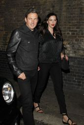 Liv Tyler - Leaves The Chiltern Firehouse in London 06/16/2017