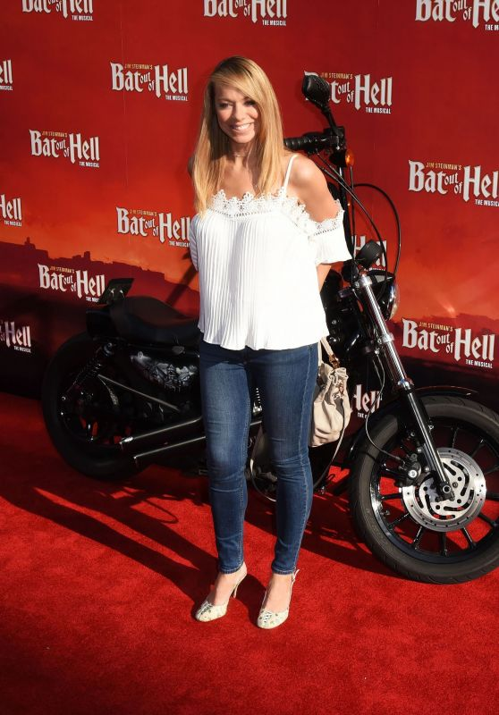 """Liz McClarnon - """"Bat Out Of Hell The Musical"""" Press Night in London, UK 06/21/2017"""