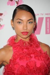Logan Browning – Women In Film 2017 Crystal and Lucy Awards in LA 06/13/2017