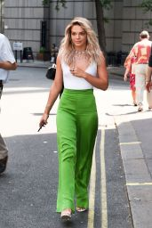 Louisa Johnson - Roar Group and Ivy Club Lunch in London 06/21/2017