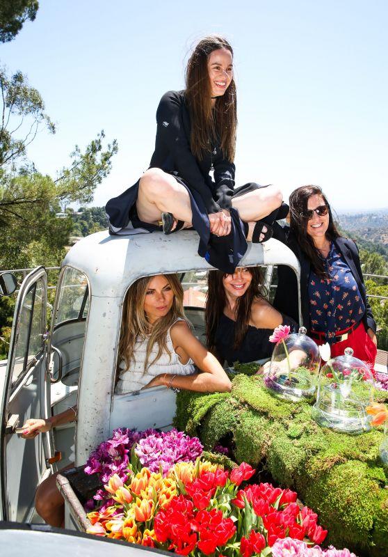 Lucila Sola - Ferragamo Celebrates the Daniela Villegas for Salvatore Ferragamo in LA 06/09/2017