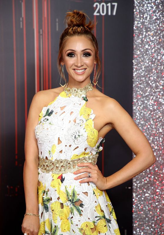 Lucy-Jo Hudson – British Soap Awards in Manchester, UK 06/03/2017