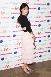"Lyne Renee on Red Carpet - ""The Hippopotamus"" Movie Premiere in London 05/31/2017"
