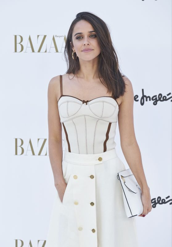 Macarena García – 150th Anniversary of Harper's Bazaar Party in Madrid 06/28/2017