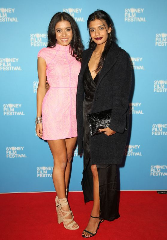 "Madeleine Madden – ""Australia Day"" Premiere at Sydney Film Festival 06/12/2017"