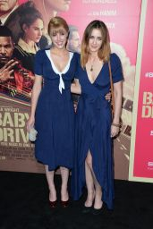 """Madeline Zima – """"Baby Driver"""" Premiere in Los Angeles 06/14/2017"""