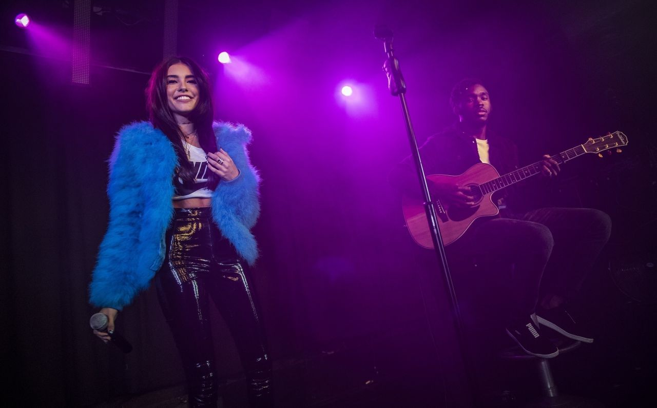 Image result for madison beer performing