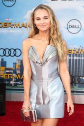 "Madison Iseman – ""Spider-Man: Homecoming"" Premiere in Hollywood 06/28/2017"