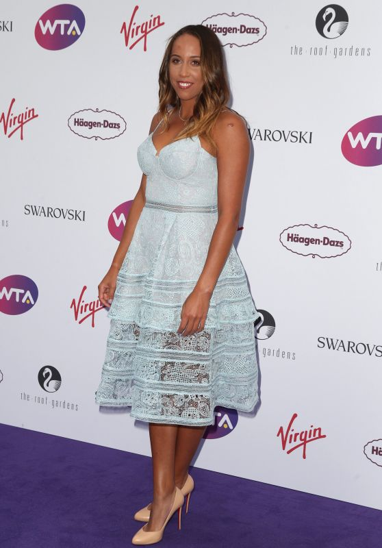 Madison Keys – WTA Pre-Wimbledon Party in London 06/29/2017