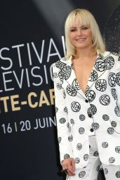 "Malin Akerman at ""Billions"" Photocall - Monte Carlo TV Festival 06/17/2017"