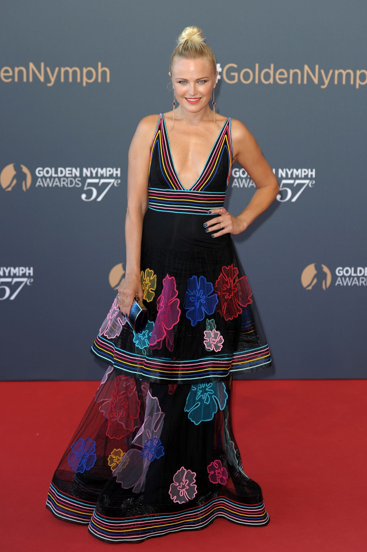 Malin Akerman - Monte Carlo TV Festival Closing Ceremony ...