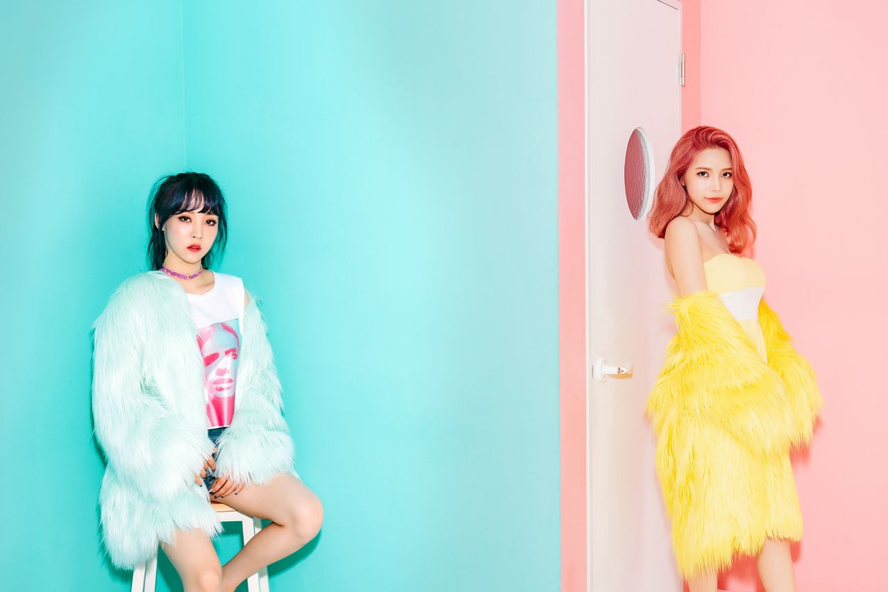 Mamamoo Purple Concept Photos 2017