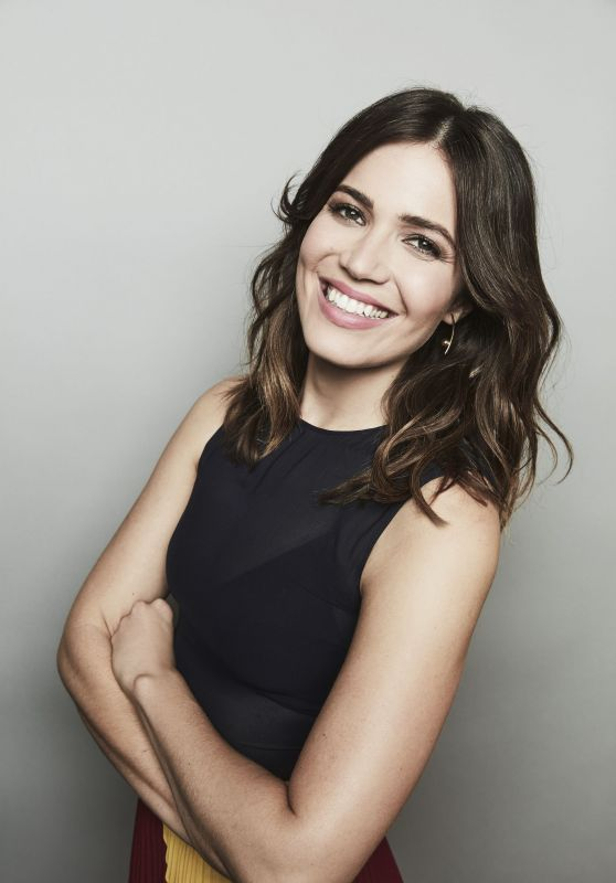 Mandy Moore - NBC Universal Press Tour 2017 Portraits