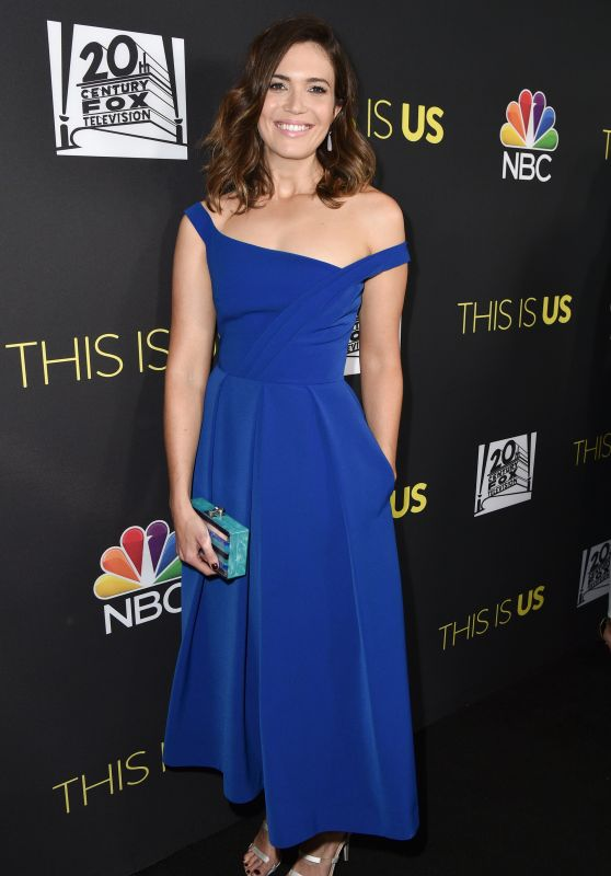 """Mandy Moore - """"This Is Us"""" TV Show FYC Event in Los Angeles 06/07/2017"""