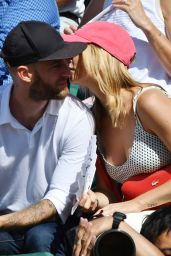 Margot Bancilhon Lapix at the French Open 06/08/2017