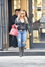 Mariah Carey - Shopping at Chanel Boutique in Beverly Hills 06/06/2017