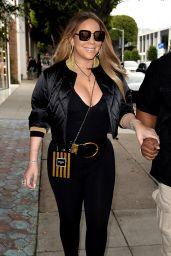 Mariah Carey - Shops at Chanel on Robertson Blvd in LA 06/08/2017