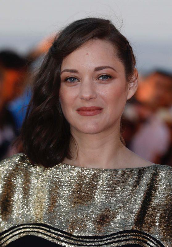 Marion Cotillard - Cabourg Film Festival Closing Ceremony 06/17/2017