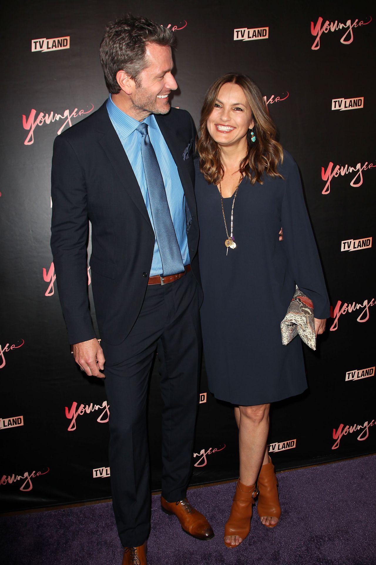 Mariska Hargitay Younger Season 4 Premiere In New York