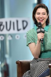 "Mary Elizabeth Winstead at Build Discussing ""Fargo"" in NYC 06/08/2017"