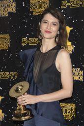 Mary Elizabeth Winstead – Saturn Awards in Los Angeles 06/28/2017
