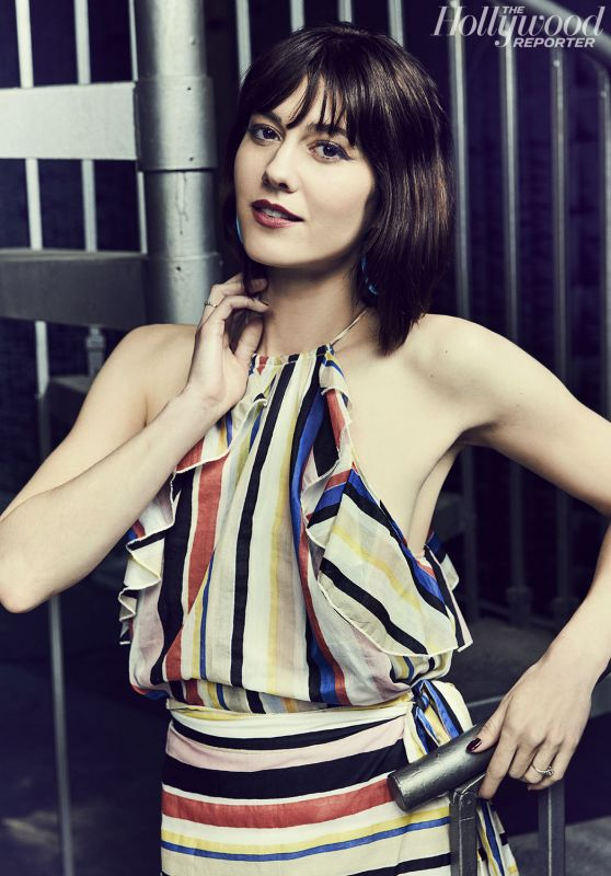 Mary Elizabeth Winstead – THR Supporting Actor Emmy Contenders Photoshoot 06/01/2017