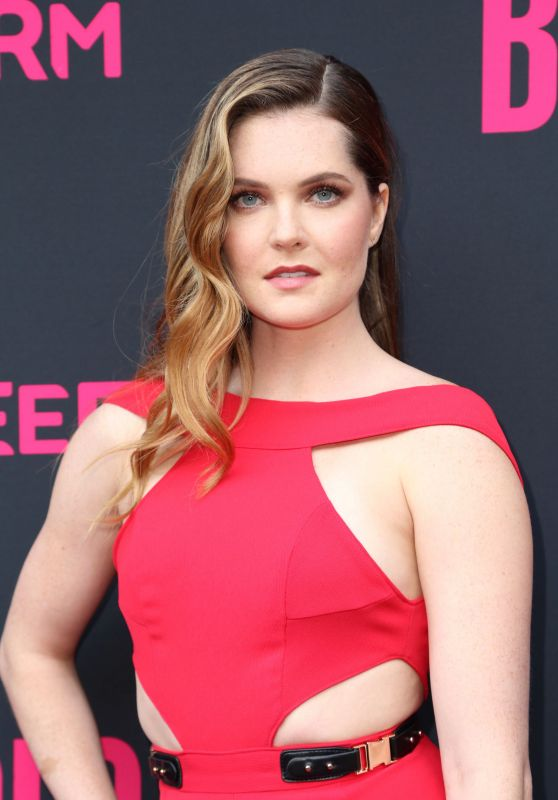 """Meghann Fahy – """"The Bold Type"""" TV Show Premiere in NYC 06/22/2017"""