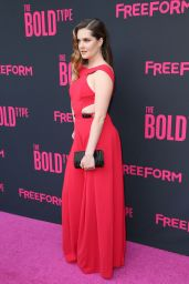 "Meghann Fahy – ""The Bold Type"" TV Show Premiere in NYC 06/22/2017"