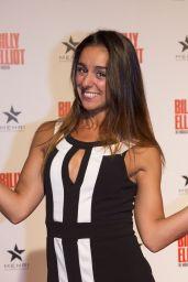 """Melissa Ortiz-Gomez – """"Billy Elliot – The Musical"""" Premiere in Hamburg 06/29/2017"""