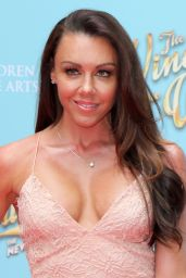 """Michelle Heaton – """"The Wind in the Willows"""" Musical Opening Night in London, UK 06/29/2017"""