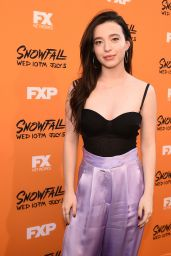 "Mikey Madison - ""Snowfall"" Premiere at Ace Hotel in Los Angeles 06/26/2017"