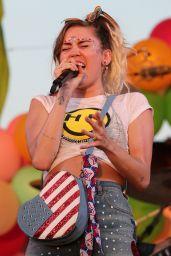Miley Cyrus - Capital Pride Concert 06/11/2017